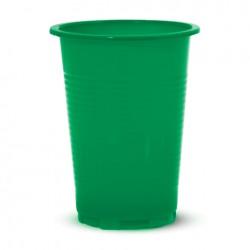 Набор стаканов Зеленый 100шт