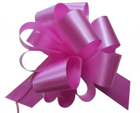Бант Шар Пастель Розовый (3,2''/8 см)