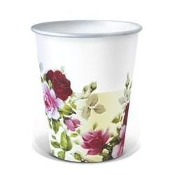 Набор стаканов Розы 6шт