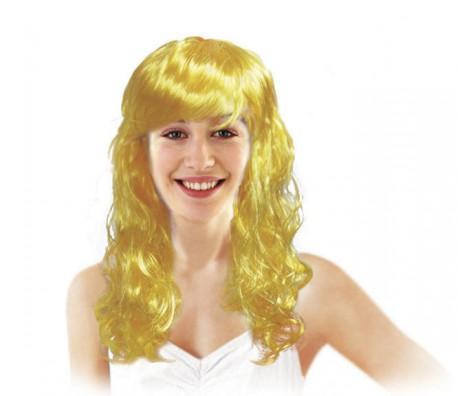 """Парик """"Романтичный"""" Блондинка / 1 шт./"""
