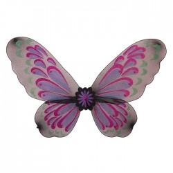 """Карнавальные крылья """"Бабочка"""", красивый узор 511883"""