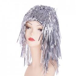 """Карнавальный парик """"Дождь"""", 45 см цвета МИКС 302460"""