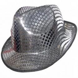 WB Шляпа Клубная серебряная