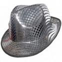 Шляпа Клубная серебряная
