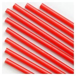 Палочки Красные 100 штук диаметр 5 мм, длина 370 мм