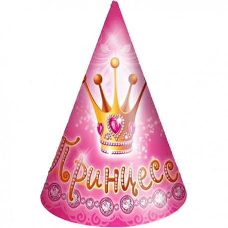 F Колпачок Моя Принцесса 6шт