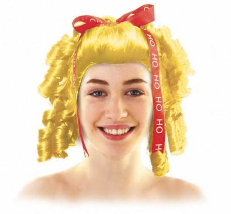 """Парик """"Принцесса"""" Блондинка / 1 шт./ (Китай)"""