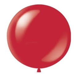 "M 36""/91см Декоратор CHERRY RED 058 1шт шар латекс"
