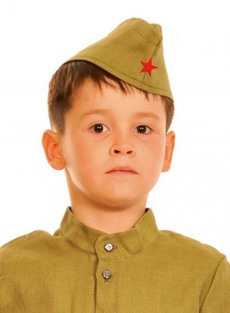 Пилотка Армейская р.52-54 К 5082