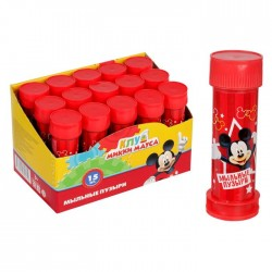 """Мыльные пузыри """"Микки"""", Микки Маус и его друзья, 45 мл"""