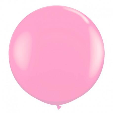 Шар 67 см Пастель розовый Pink
