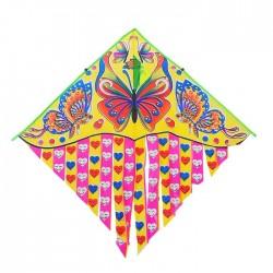 """Воздушный змей """"Бабочки"""" с леской 1211400"""