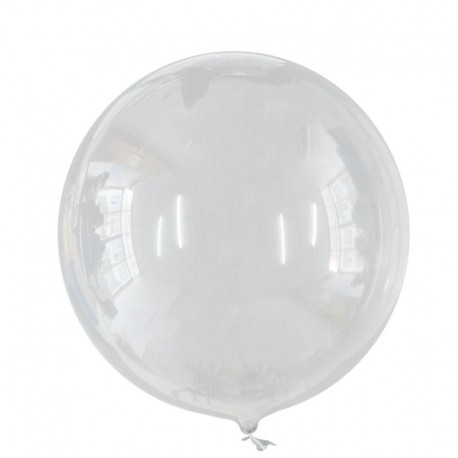 Шар 67 см Кристалл (прозрачный)