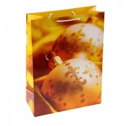 """Пакет подарочный """"Золотые украшения"""", 14.5 х 11.5 х 6.5 см"""