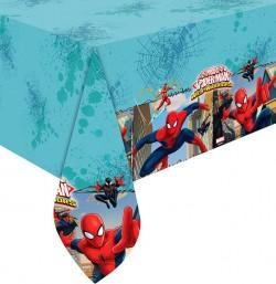 "P Скатерть 120*180 см ""Человек-Паук"" / Ultimate Spiderman Web Warriors / 1 шт. / (Китай)"