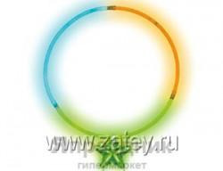 Светящ Ожерелье с кулоном Звезда мнгцв
