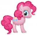 Шар Пони Розовая 35см