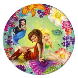 Набор тарелок Магия фей 20см 8шт