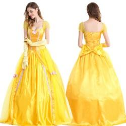 Карнавальный костюм Принцесса Белль размер р48