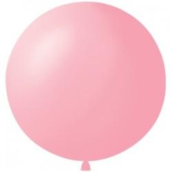 """M 36""""/91см Пастель PINK 007 1шт шар латекс"""
