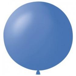 "M 36""/91см Пастель DARK BLUE 003 1шт шар латекс"