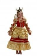 Королева Золотая карнавальный костюм р 30
