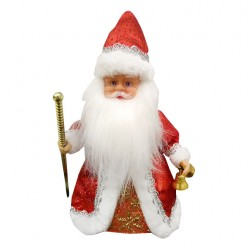 Дед Мороз 28см на бат. 141-872К