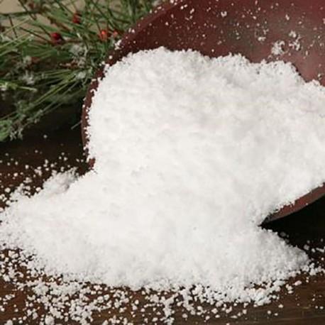 Снег вискозный (белый) 0,5 кг