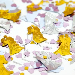 Конфетти Жених и Невеста 14гр/A