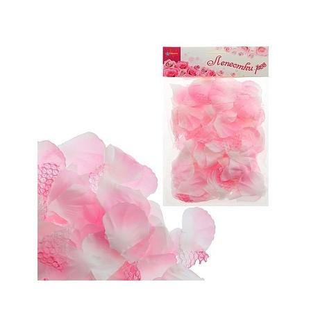 Лепестки роз бабочки