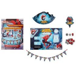 Набор для праздника С днём рождения! Человек-паук 25х18см