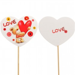 "Топпер ""LOVE"" мишка 2858231"