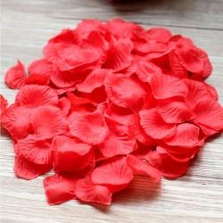 Лепестки роз красные 321935