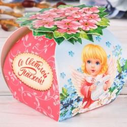 """Коробочка подарочная для яйца """"Ангел"""", 26,7 х 19,2 см 2808837"""