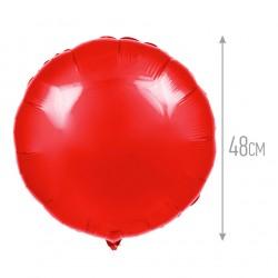 И 18 Круг Красный / Rnd Red / 1 шт / (Испания)