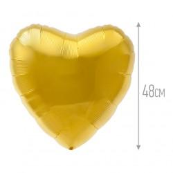 И 18 Сердце Золото / Heart Gold / 1 шт / (Испания)