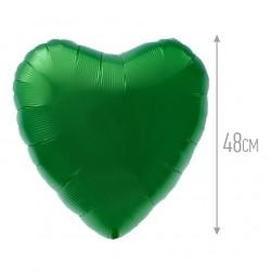 И 18 Сердце Зеленый / Heart Green
