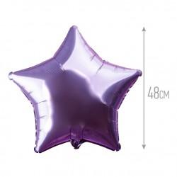 И 18 Звезда Сиреневый / Star Lilac / 1 шт / (Испания)