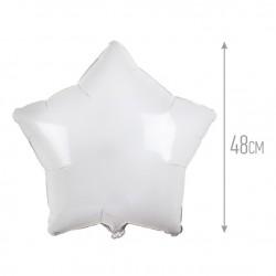 И 18 Звезда Белый / Star White / 1 шт / (Испания)