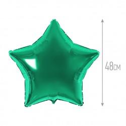 И 18 Звезда Зеленый / Star Green / 1 шт / (Испания)