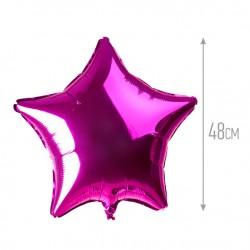 И 18 Звезда Лиловый / Star Purple / 1 шт / (Испания)