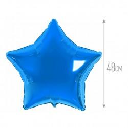 И 18 Звезда Синий / Star Blue / 1 шт / (Испания)