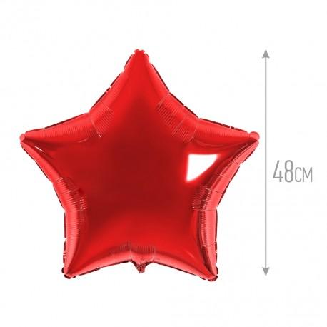 И 18 Звезда Красный / Star Red / 1 шт / (Испания)