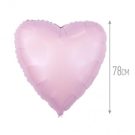 И 32 Сердце Розовый / Heart Pink / 1 шт / (Испания)