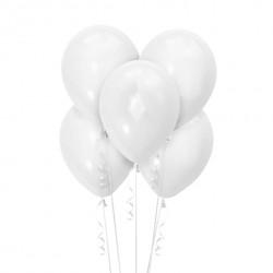 Набор из 5 шаров White Матовый 30 см