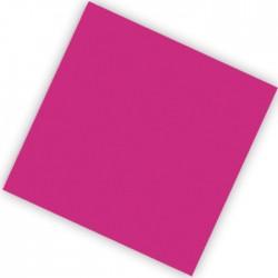 Салфетки розовые Делюкс 25см 20шт