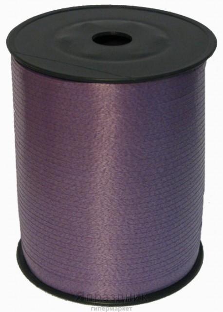 Лента бобина 0,5 см / 500 м Фиолетовая (Россия)