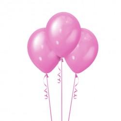 Набор из 3 шаров Mexican Pink Металлик 30 см