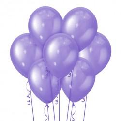 Набор из 7 шаров Violet Металлик 30 см