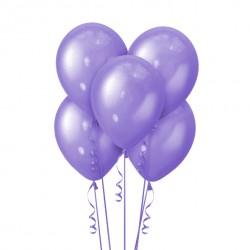 Набор из 5 шаров Violet Металлик 30 см